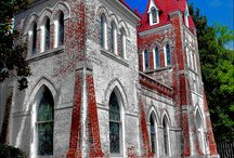 Churches / by Cheryl Bagwell-Covington