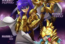 Cavaleiro dos Zodíaco