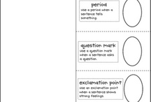 2nd  ELA punctuation / by Darla Moore