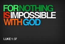 Inspirational Bible Verses / by Michael Alvie Grace Harmon