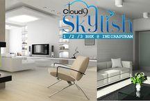 Cloud 9 Skylish Indirapuram Ghaziabad / Kumar Linkers (08010750750) Cloud 9 Skylish tower Indirapuram, new project 1/2/3 bhk flats in Indirapuram, price list, layout plan, payment plan