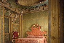 Italian Palazzo interiors
