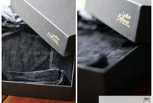 Unboxing & Presentation / by Leather Craftsmen