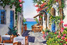 Yağlı boya resim örnekleri