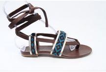 Inuovo / Inuovo slipper en sandalen voor strand zee en Noordwijk bij Aad van den Berg schoenen