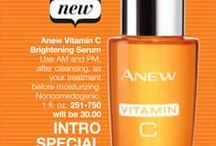 Anew Vitamin C Brightening Serum / NEW Avon Anew Vitamin C Brightening Serum is out! Protect you skin from the sun, pollution and other aggressors. GET smoother & toned skin. Shop Avon online with coupons to save even more.
