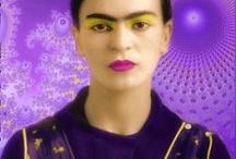 Art, Kahlo, Frida / by Brenda Davis