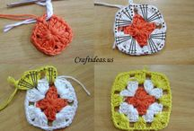 Learn to Crochet / Favourite tutorials and how to's