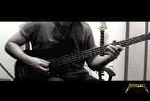 Bass covers