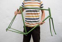 Cuadros Restaurados / Cuadros de bicicletas clásicas restaurados por Walter Matrakas BIKES
