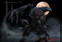 Awesome monster