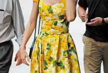 All the pretty dresses / Beautiful dresses that inspire me to sew!
