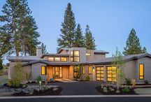 Bend Trend Homes / High-End Contemporary and craftsman in Central Oregon