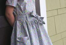 Clothing to make/Patterns