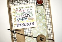 My scrapbook ideas for men / My scrapbook ideas for men
