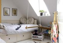 Home // Children / Kids bedroom.