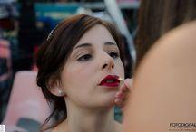 Make up artist / Il trucco che rende ancora più belle le debuttanti del Ballo Debuttanti Stresa