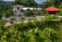 Impress your friends with a vacation home with views of Rio Nosara