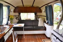 camper remodle / by Whittney Roach