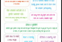 Speech Therapy: Summer! / by Mindy Sweat