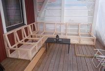 Møbler de la case de Grillades