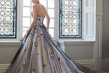 Wedding Dresses That Don't Make Me Puke / by Erin Sparks