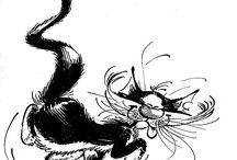 Katze Franquin
