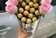 Floral Chocolate gifts