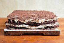 Ciasta przekładane