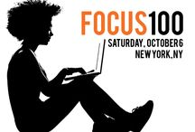 FOCUS100: Black Women + Technology + Innovation  / I created this board to support the The FOCUS100 symposium on October 6, 2012, in NYC. FOCUS100 connects thought leaders, tech start ups founded or co-founded by Black women, brand managers, and innovators. Visit http://www.digitalundivided.com.  / by Ananda Leeke