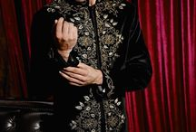 Sherwani / Our collection of Sherwani is enriched with intricate embroidery work and royal design.
