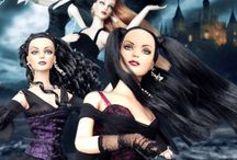 """Dollykins - Duel of the Fashion Dolls / Barbie vs Tonner vs Repaints vs All Fashionistas (otherwise known as the """"Battle of the Barbie-esque"""") / by Ryn Tomas"""