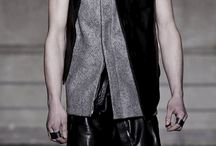 Boris Bidjan Saberi FW14 / Boris Bidjan Saberi Fall/Winter 2014 Structurism