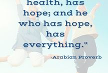 Health quotes / A daily dose of inspiration and quick tips on health and fitness to help you keep going.