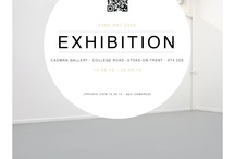 ACS Alumni Art Exhibition  / by Alicia Marie