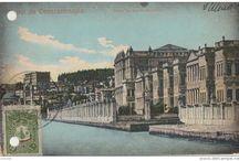 Carte Postale / Salut de Constantinople