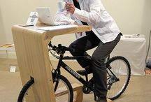 Bike workplace