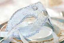 MARIE ANTOINETTE WEDDING / Gorgeous Marie Antoinette Bridal Style for a themed wedding