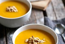 SOUPS / Soups ideas for all year around