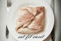 eat fit sweet / Roztańczona kuchnia Oluni  www.eatfitsweet.wordpress.com