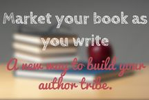 """Grow Your Author Tribe as you write / Blogs and podcasts about the course """"Grow Your Author Tribe as You Write for Authors and Writers"""