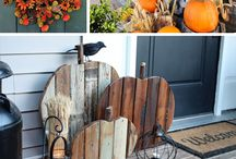 Halloween/Fall Decor Inspiration