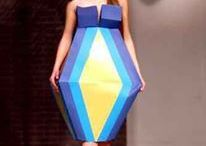 PROJECT FASHION / G.Hezner / Project fashion and realizations , fabric \ Gabriela Hezner design