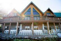 Wedding venue ideas! / by Justine Doan