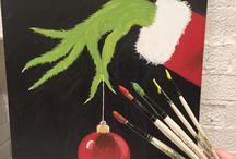 Christmas at the preppy possum / Nikki cherry / the preppy possum