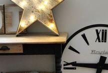 Letreros Luminosos Decorativos / Carteles luminosos decorativos con led. Letras luminosos como decoración en casa.