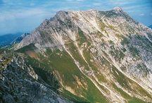 Berge Wandern Outdoor