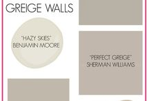 Wall colours