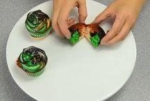 Cupcakes & Cakes (: / by Hannah Blaine
