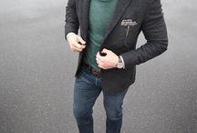 Men Business Fashion